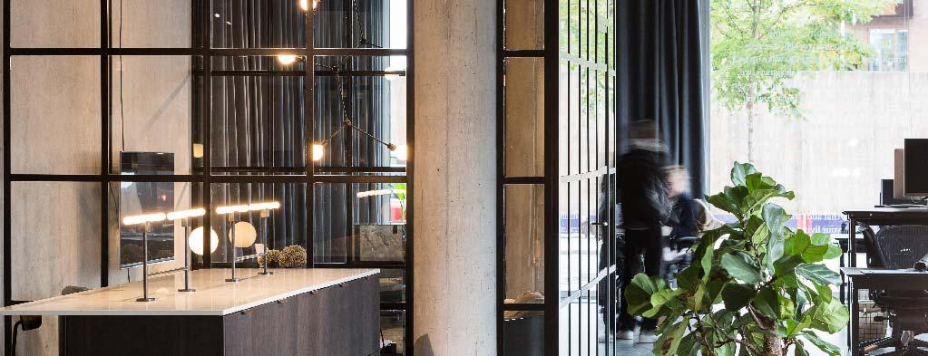 New York Style Loft – Glarmester Chr. Aarslev, Aarhus